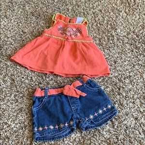 Super cute top and bottom!!!